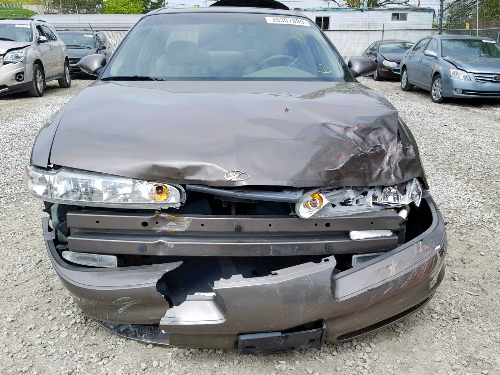 hight resolution of  1g3ws52h41f142435 2001 oldsmobile intrigue g 3 5l engine view 1g3ws52h41f142435