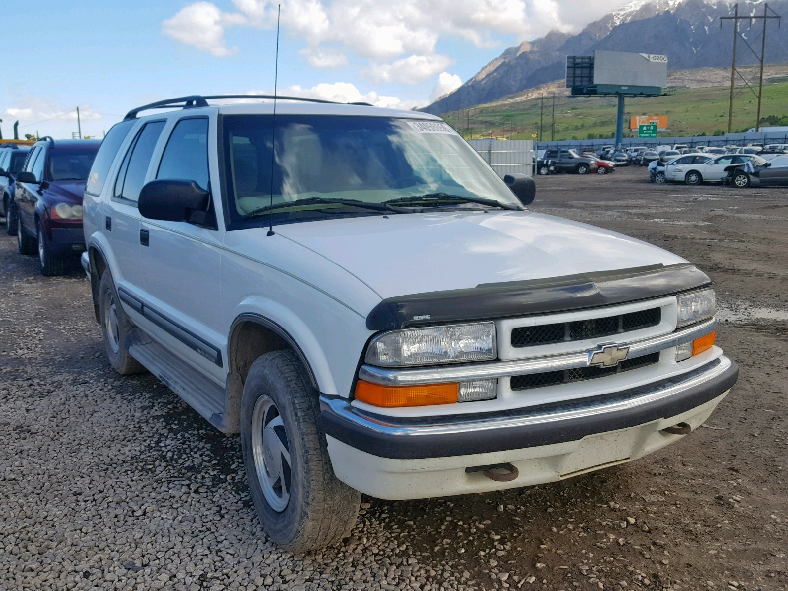 hight resolution of 1999 chevrolet blazer 4 3l 6 for sale