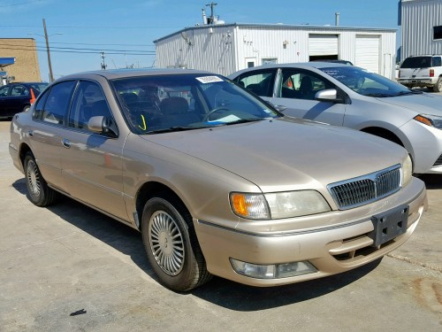 small resolution of 1998 infiniti i30 3 0l 6 for sale