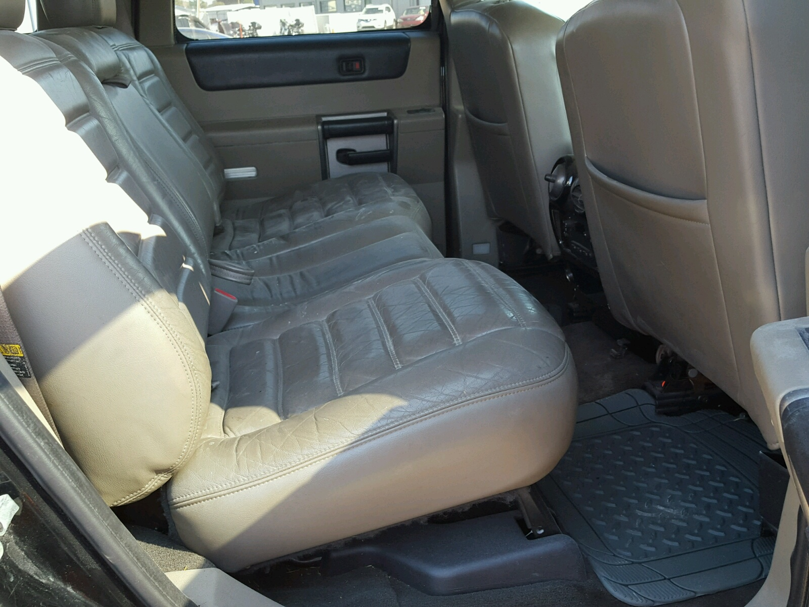 2003 Hummer H2 for sale at Copart Conway AR Lot