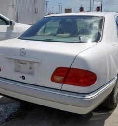 wdbjf55f4va346730 1997 mercedes benz e 320 3 2l rear view wdbjf55f4va346730  [ 1600 x 1200 Pixel ]