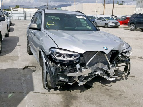small resolution of 2019 bmw x3 xdrivem 3 0l 6 for sale