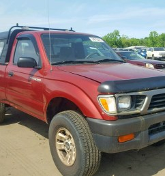 1996 toyota tacoma 2 7l 4 for sale [ 1600 x 1200 Pixel ]