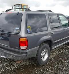 1fmzu34e0xub55228 1999 ford explorer 4 0l rear view 1fmzu34e0xub55228  [ 1600 x 1200 Pixel ]