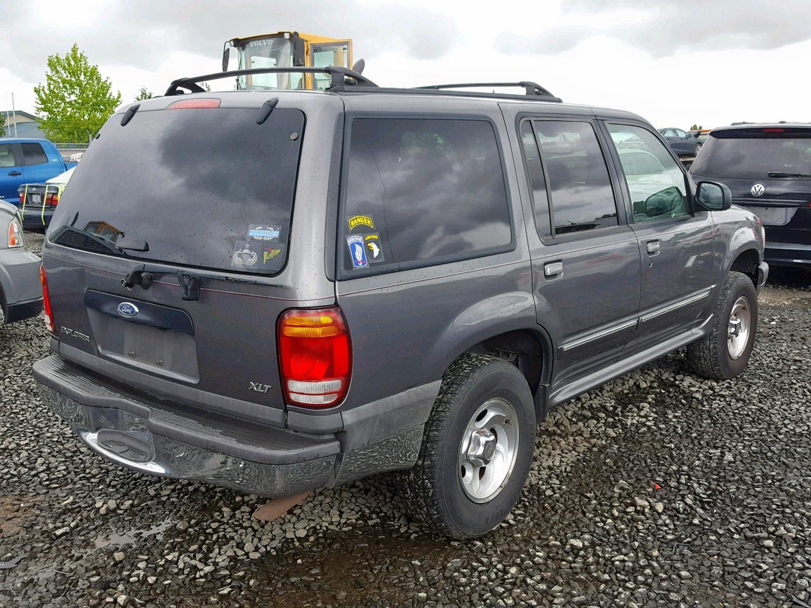 hight resolution of  1fmzu34e0xub55228 1999 ford explorer 4 0l rear view 1fmzu34e0xub55228
