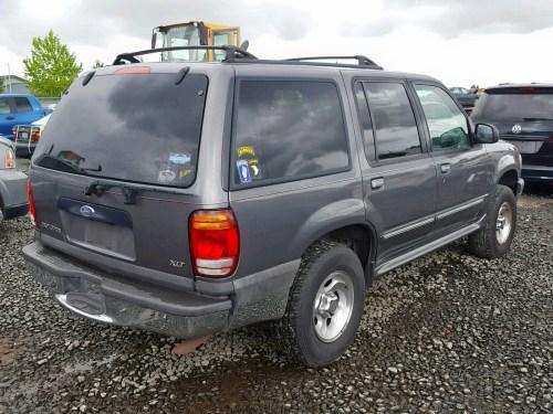small resolution of  1fmzu34e0xub55228 1999 ford explorer 4 0l rear view 1fmzu34e0xub55228