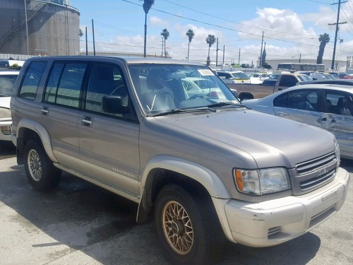 small resolution of 2002 isuzu trooper s 3 5l 6 for sale