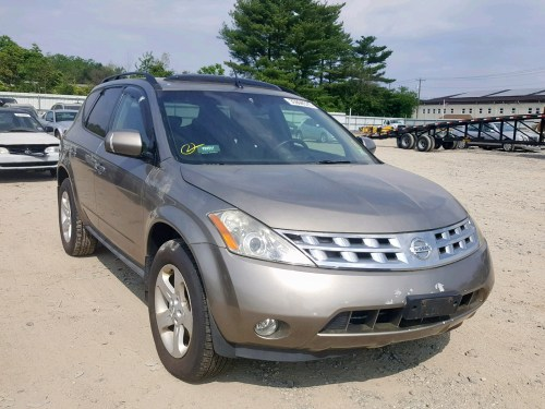 small resolution of 2004 nissan murano sl 3 5l 6 for sale