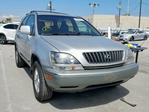 small resolution of 2000 lexus rx 300 3 0l 6 for sale