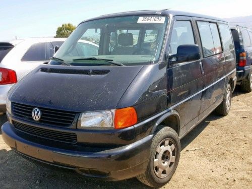 small resolution of  wv2mh2707xh138661 1999 volkswagen eurovan mv 2 8l right view wv2mh2707xh138661