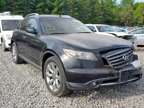 small resolution of 2007 infiniti fx35 3 5l 6 for sale