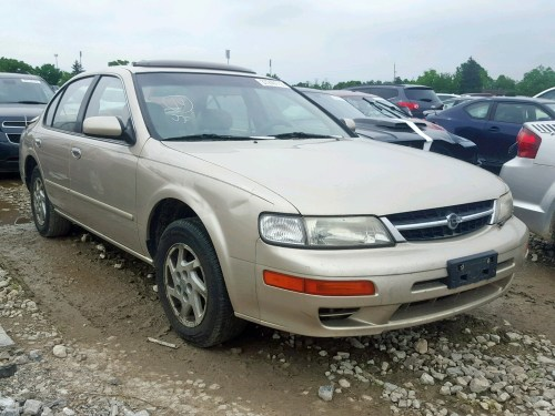 small resolution of 1999 nissan maxima gle 3 0l 6 for sale