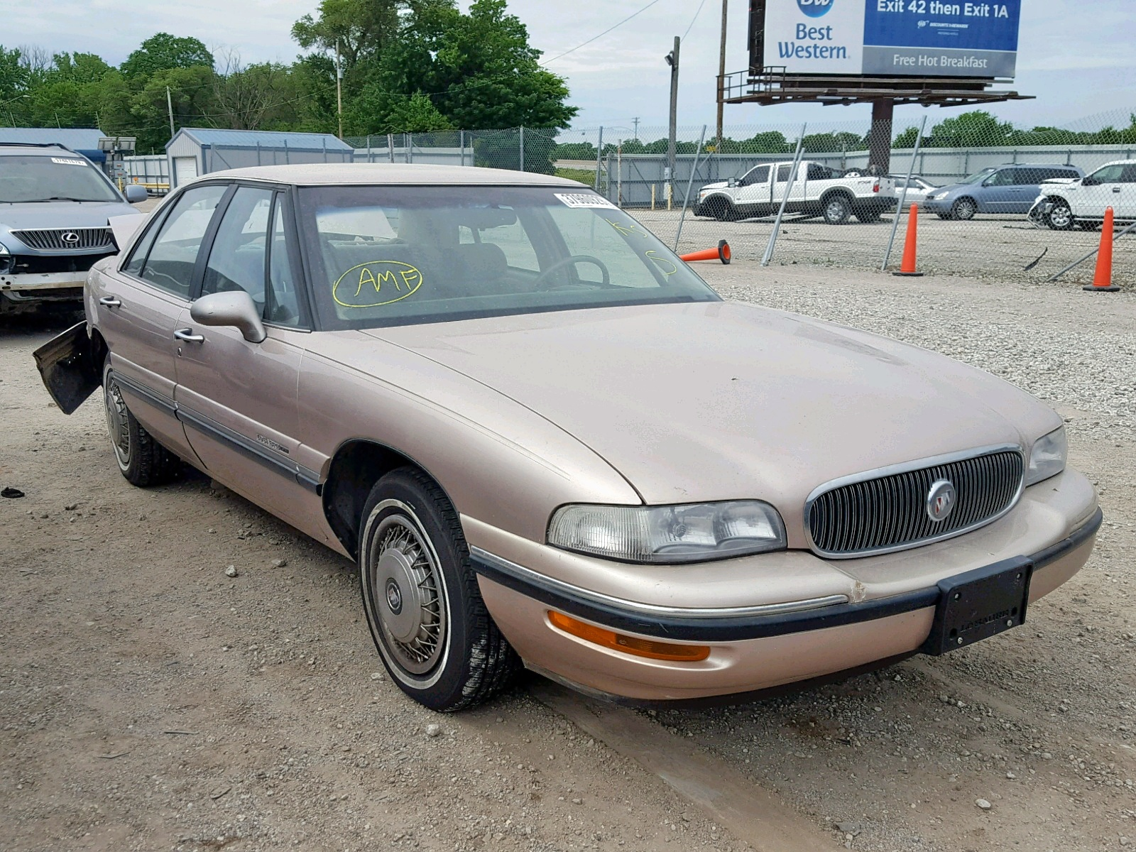 hight resolution of 1999 buick lesabre cu 3 8l 6 for sale