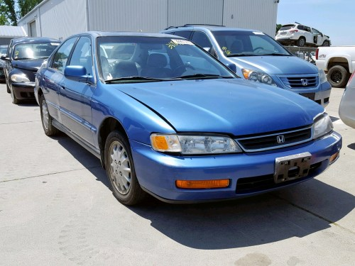 small resolution of 1996 honda accord ex 2 2l 4 for sale