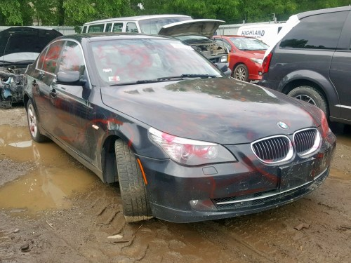 small resolution of 2008 bmw 535 xi 3 0l 6 for sale