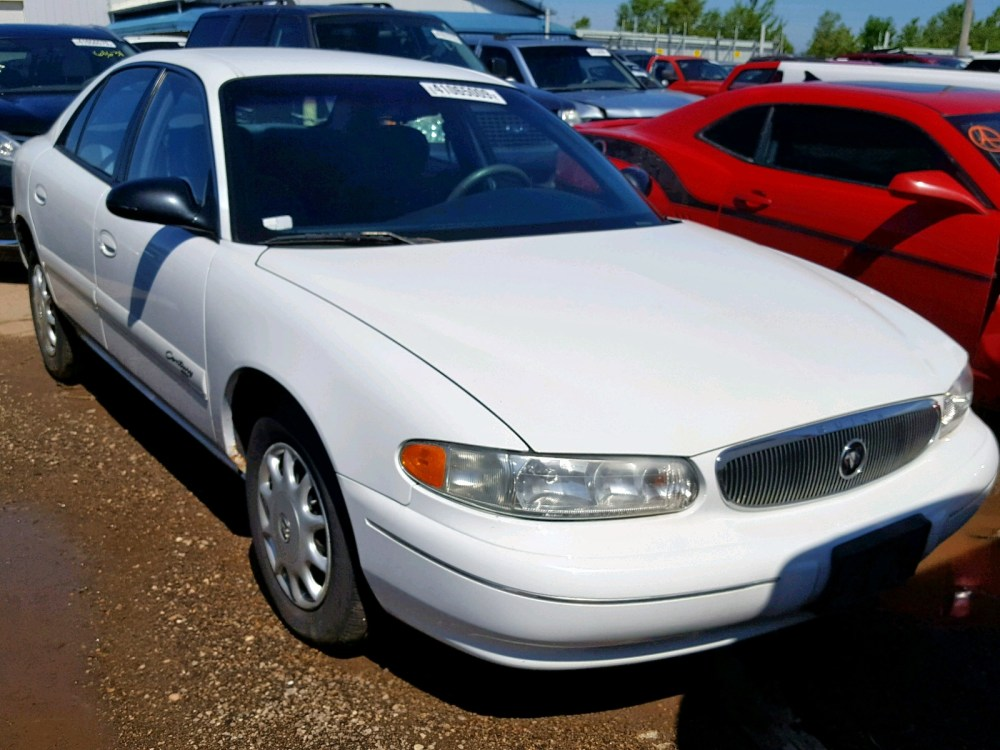 medium resolution of 1999 buick century cu 3 1l 6 for sale