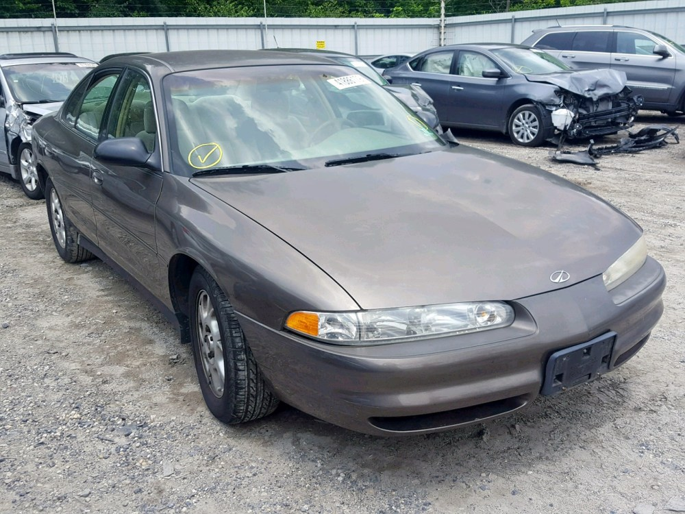medium resolution of 1g3wh52h91f159004 2001 oldsmobile intrigue g 3 5l left view 1g3wh52h91f159004