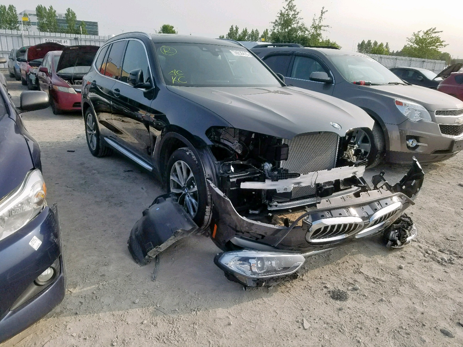 hight resolution of 2019 bmw x3 xdrive3 2 0l 4 for sale