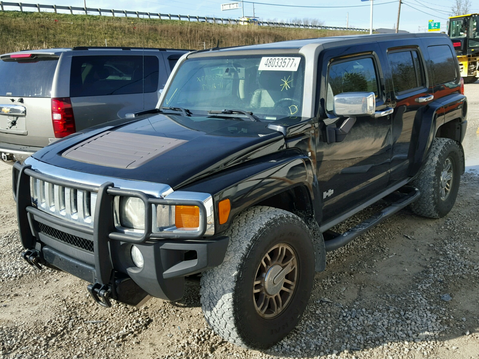2008 Hummer H3 Alpha for sale at Copart Northfield OH Lot