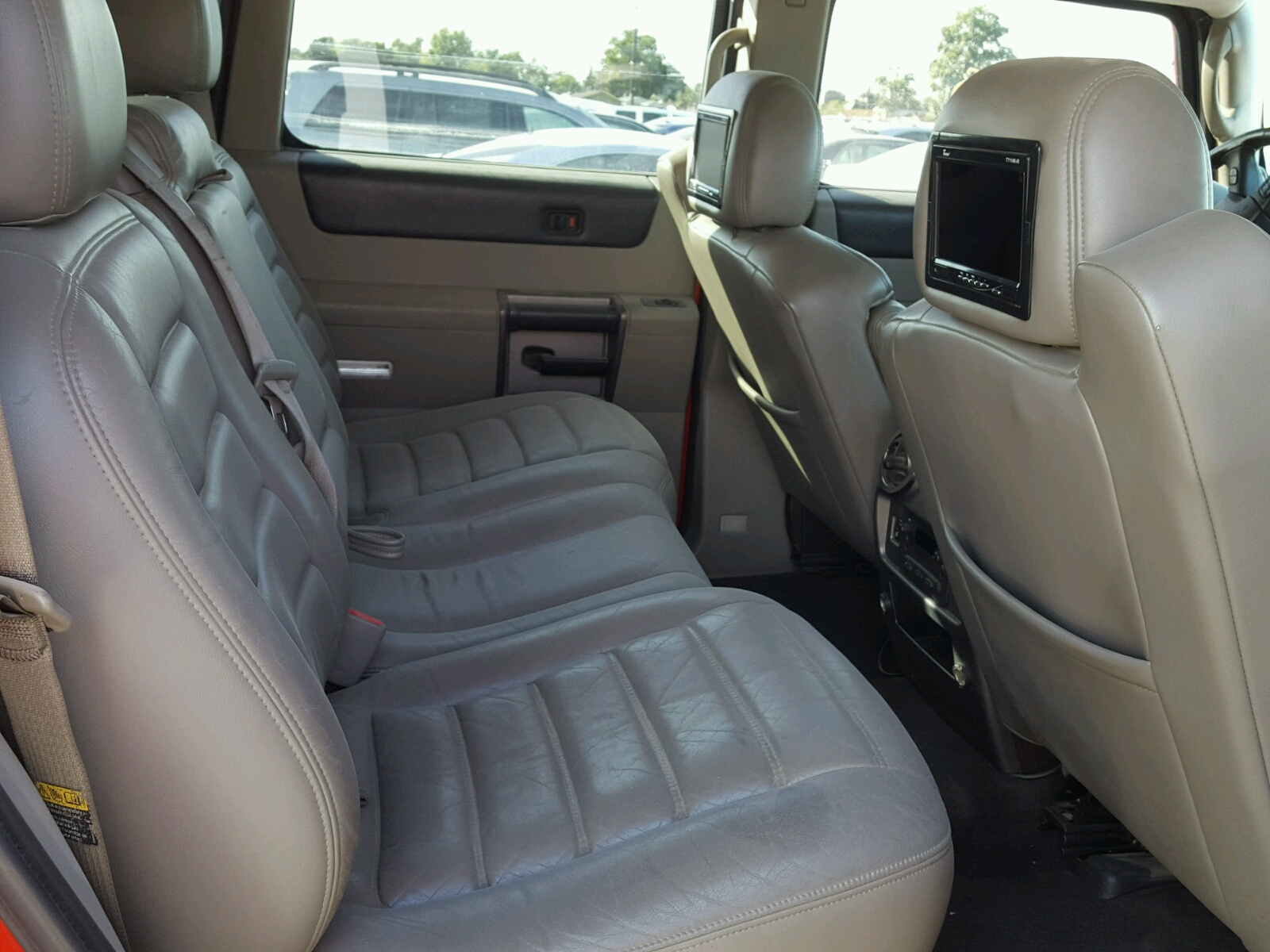 2004 Hummer H2 for sale at Copart Los Angeles CA Lot