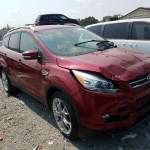 2016 Ford Escape Titanium For Sale At Copart Louisville Ky Lot 46599850 Salvagereseller Com