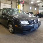 Volkswagen Jetta Gls 2001 De Venta En Copart Blaine Mn Lot 52345620