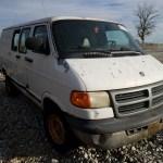 Dodge Ram Van B3 2001 De Venta En Copart Cicero In Lot 60141480