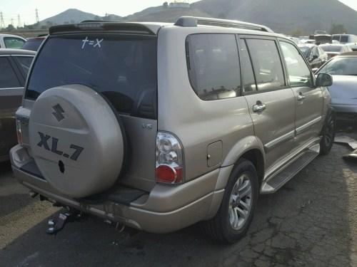 small resolution of 2004 suzuki xl7 ex lot 24707108