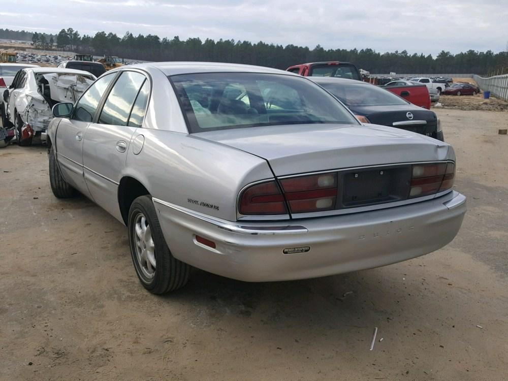 medium resolution of 2003 buick park avenue lot 24835148