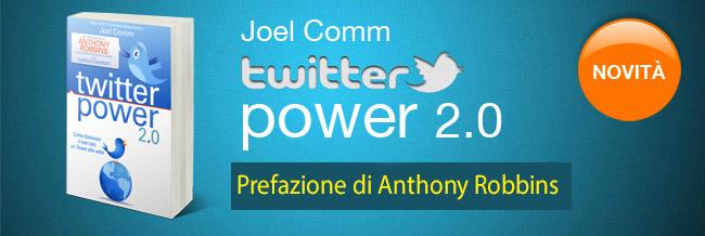 Libro Novita'- Twitter Power 2.0