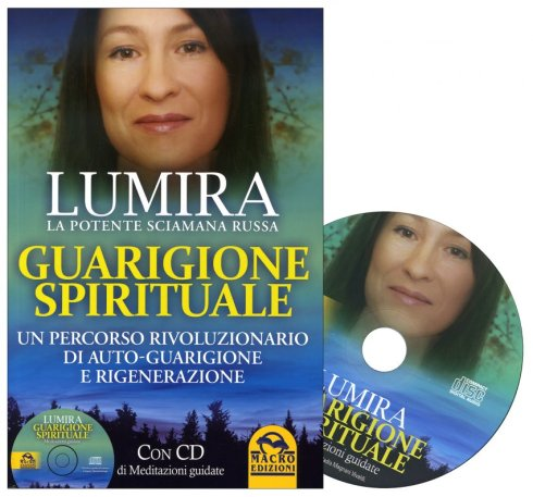 Guarigione Spirituale - Con CD Audio Allegato