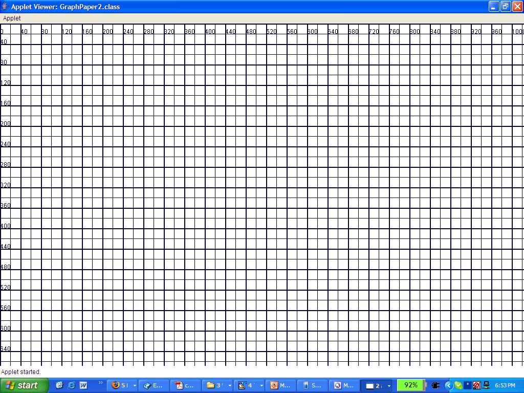 8 5x11 graph paper