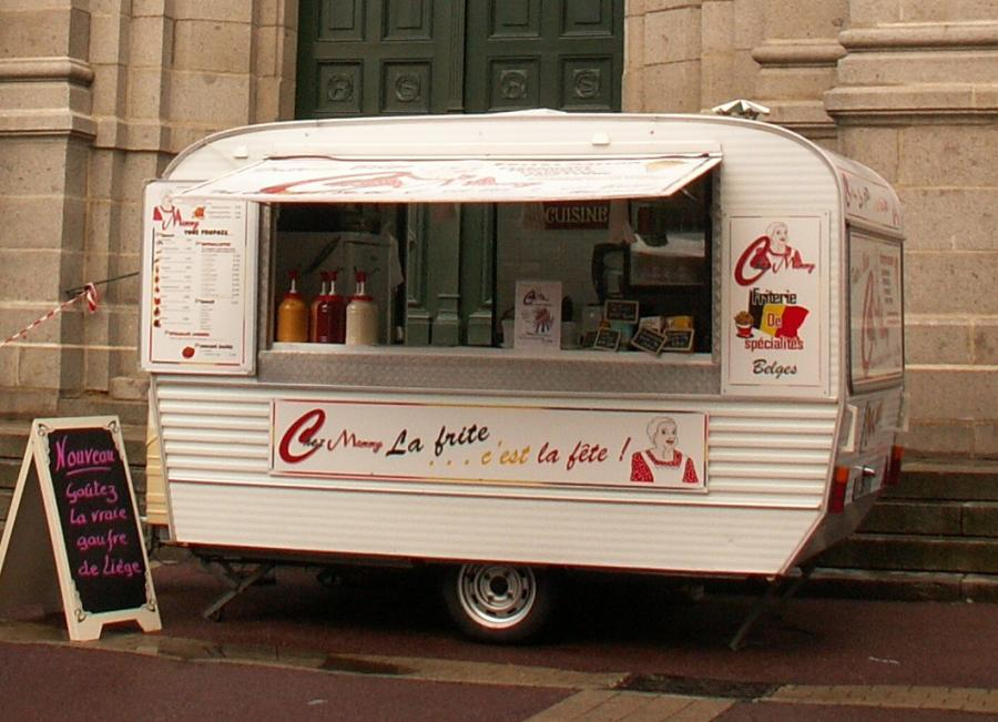 Friterie belge  votre service