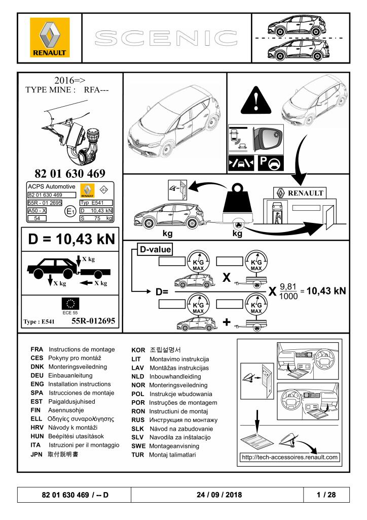 2018 scenic tow bar fitting instruction retractable.pdf (5