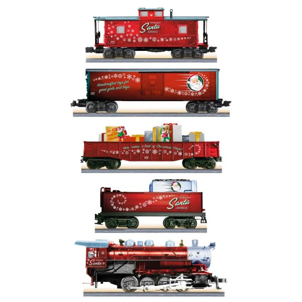Exclusive Lionel set available at Hallmark stores