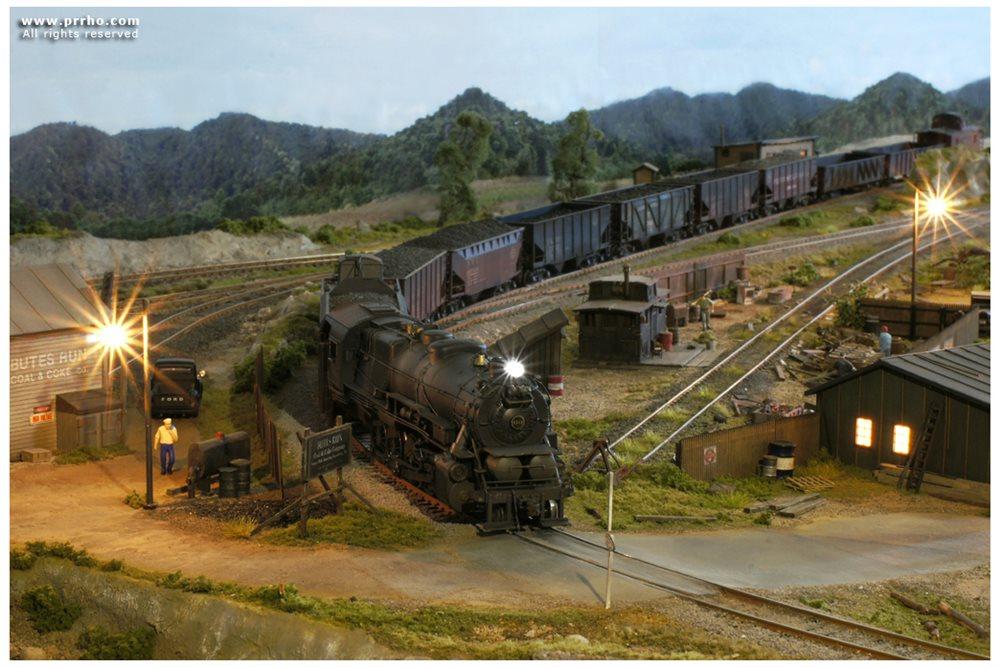 Branch line coal railroading  Model Railroader Magazine  Model Railroading Model Trains