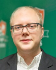 Kacper Drozdowski, information technology and systems graduate student USCF Rating: 2552 FIDE Rating: 2480