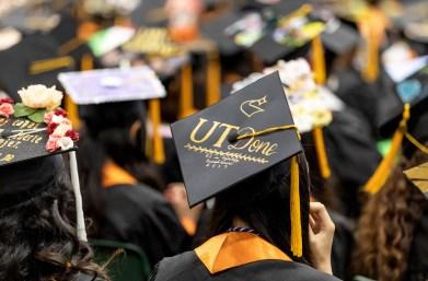 Spring 2019 Graduation Cap 1