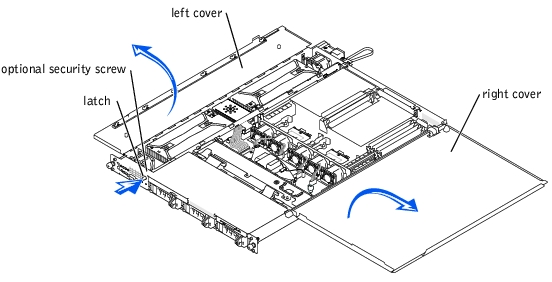 Troubleshooting Your System: Dell PowerEdge 1750 Systems