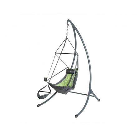 hanging chair stand high back patio cushions clearance eno skypod sky 039 with free s h campsaver charcoal sky039