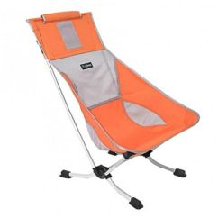 Portable Beach Chair Stool Desk Helinox Up To 31 Off Free 2 Day Shipping Orange 356090