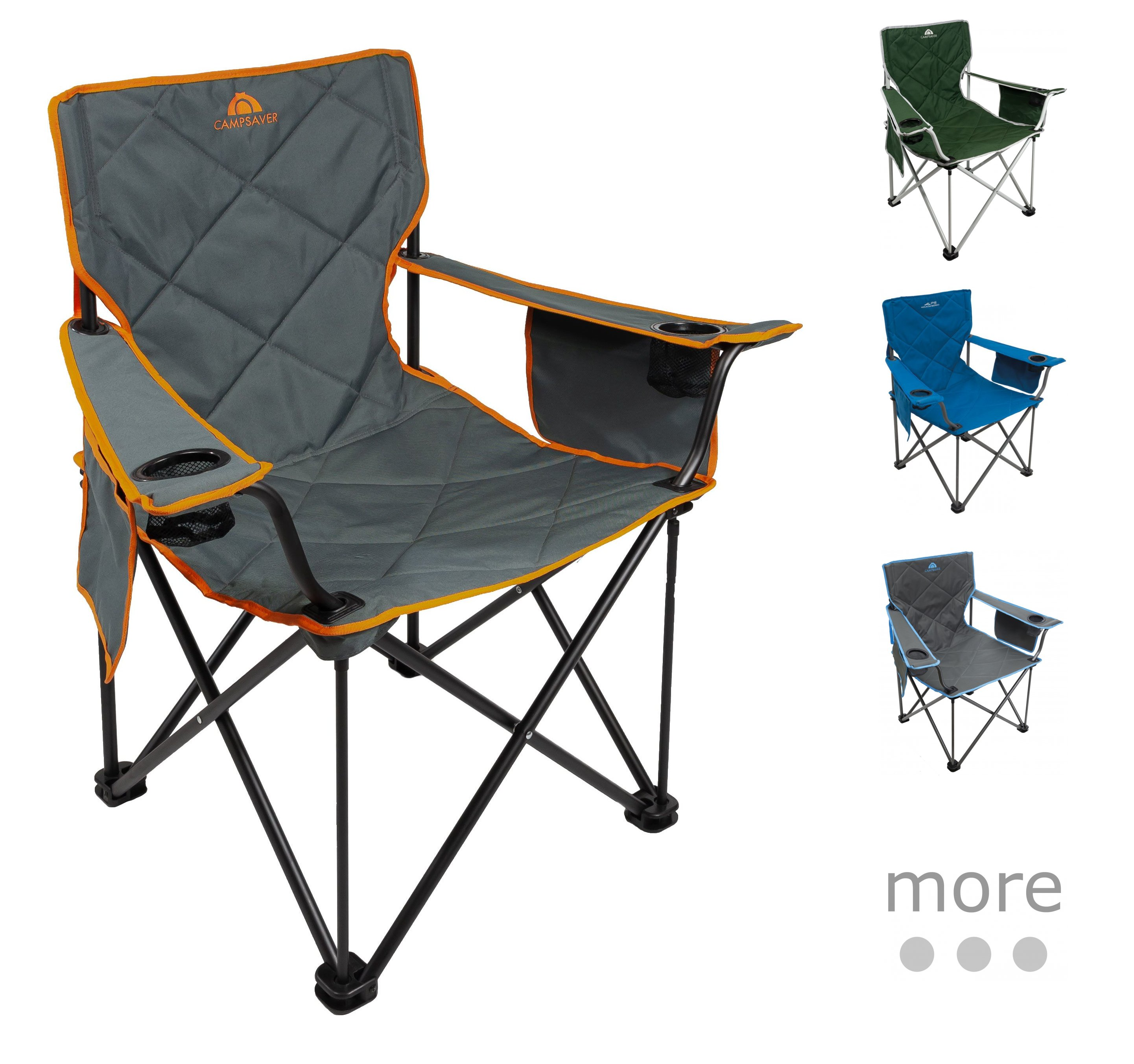 Sturdy Camping Chair Alps Mountaineering King Kong Chair