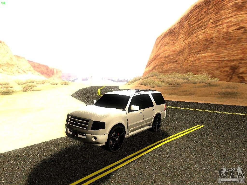 ford expedition 2006 for gta san andreas