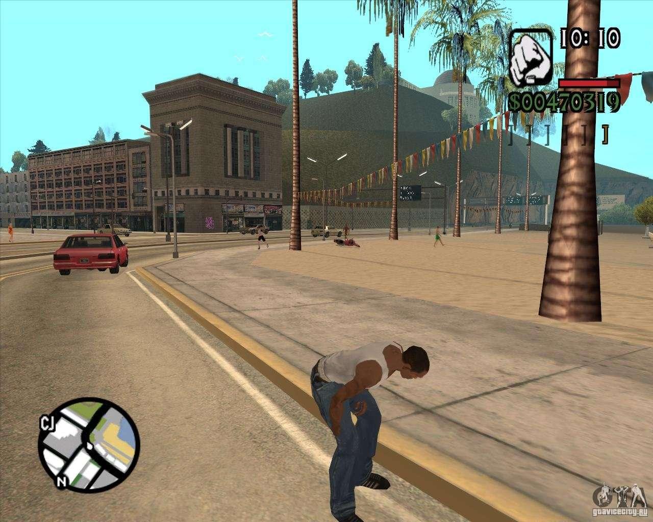 Gta San Andreas Real Cars Mod