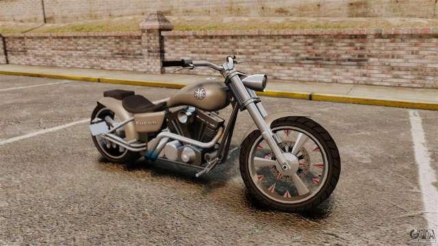 Gta 4 Zombie Bike Real Life   hobbiesxstyle