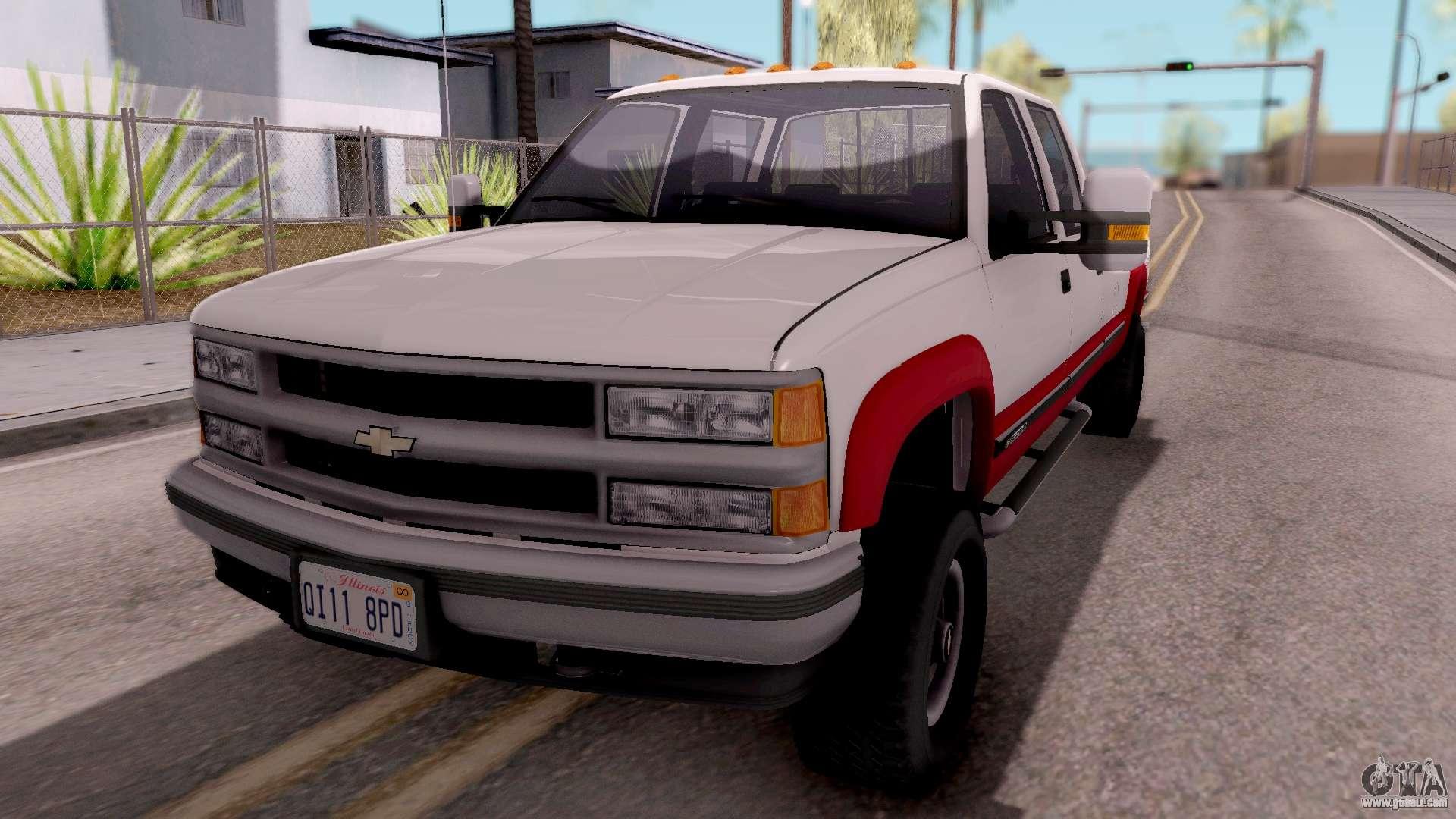 1994 Chevy Crew Cab