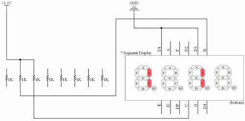small resolution of 1 1 circuit diagram wired breadboard with components