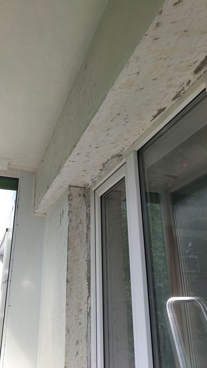 Место для хлама превращается... Ремонт балкона, Балкон, Своими руками, Длиннопост, Рукоделие с процессом, Декоративная штукатурка, Вагонка, Кирпичная кладка, Кирпичи
