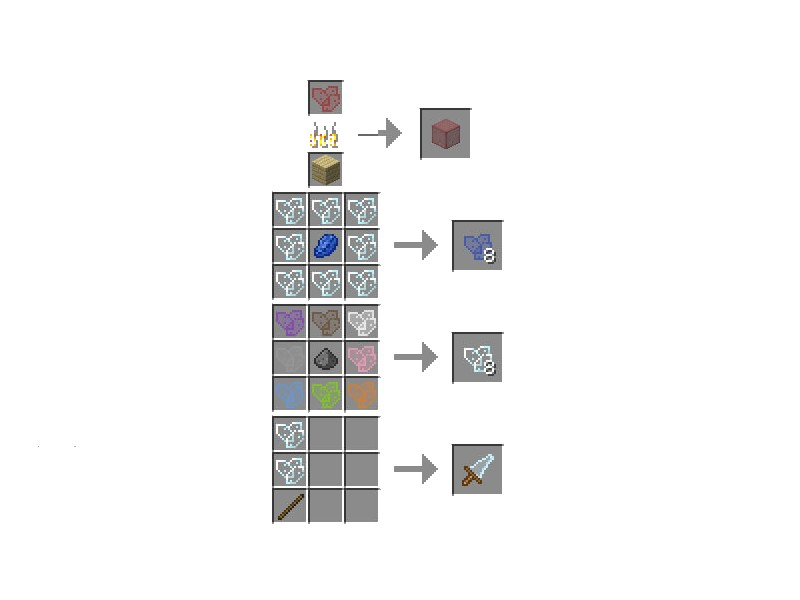 Glass Shards for Minecraft