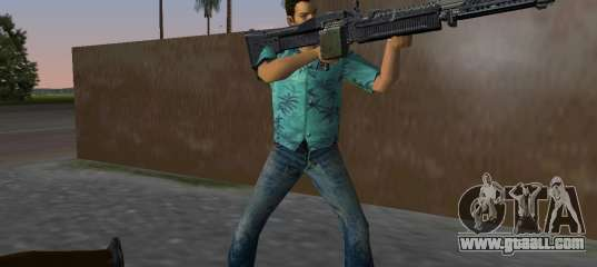 The New M 60 For GTA Vice City